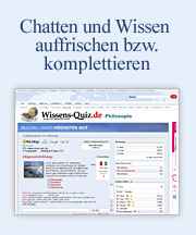 Chatten und Wissen auffrischen bzw. komplettieren