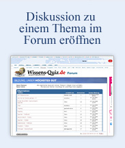 Diskussion zu einem Thema im Forum erffnen